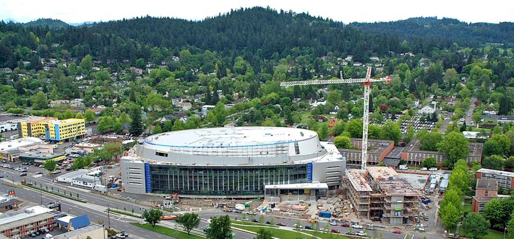 Matthew Knight Arena, Eugene, OR